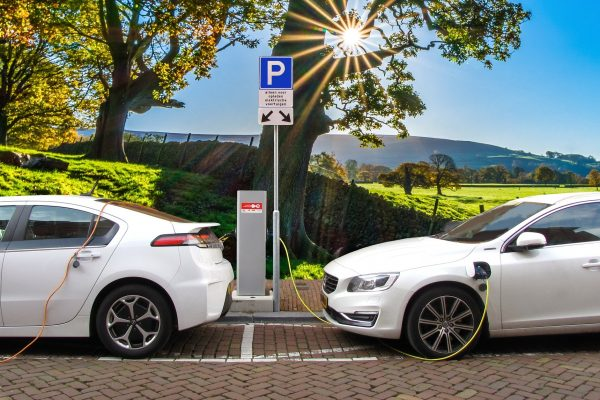 Förderung der Elektromobilität